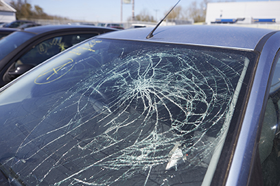 A Golf Ball Hits My Car Who Pays