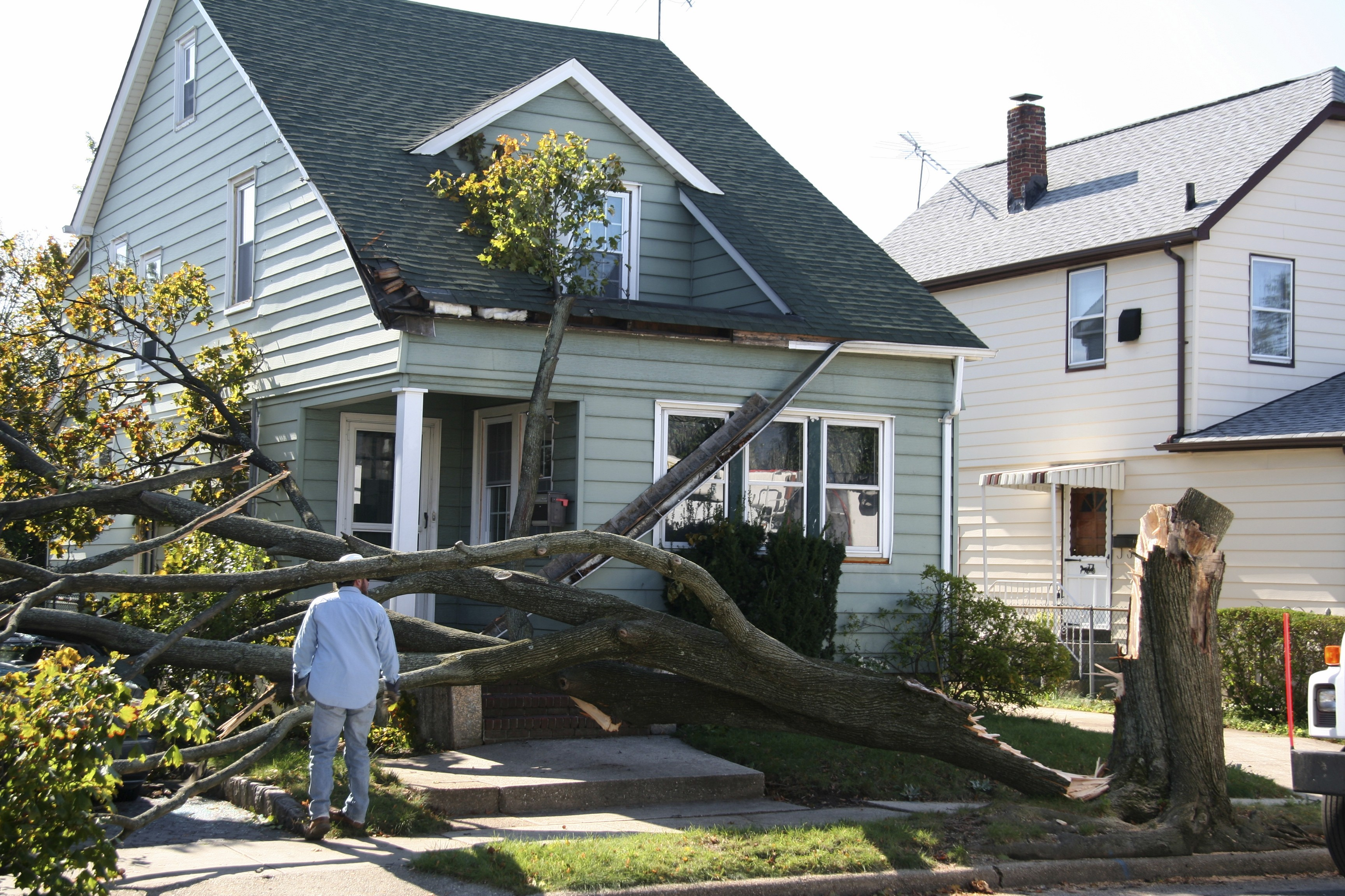 Here's What to Do After a Storm: A Restoration Plan